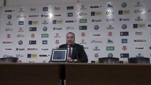 Ramírez confirma el cierre del concurso de acreedores de la UD Las Palmas