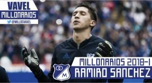 Millonarios 2018-I: Ramiro Sánchez