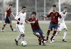 Sub-19: Ramiro Guerra se va con los mayores