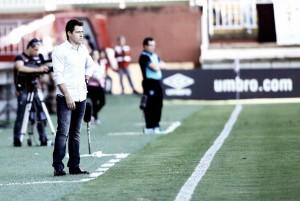 """Ramon Menezes minimiza derrota para o CRB: """"Não temos tempo para lamentar"""""""