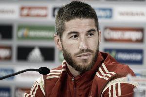 """Sergio Ramos: """"Cada uno tiene su opinión y es respetable. La mía me la quedo para mí"""""""