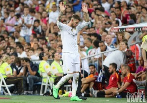 Ramos se apunta al clásico