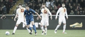 Sergio Ramos pulls out Spain squad with back problem