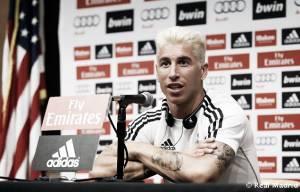 """Sergio Ramos: """"En este equipo la base nacional es muy importante"""""""