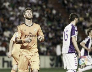 Real Madrid 1-1 Valladolid: Los Blancos drop back in La Liga title race