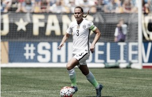 U.S. Soccer to honor Christie Rampone before SheBelieves Cup