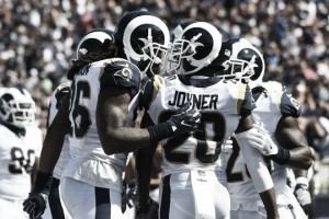Los Angeles Rams rout Indianapolis Colts in opening week, winning 46-9