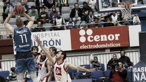 El Gipuzkoa Basket sella la permanencia