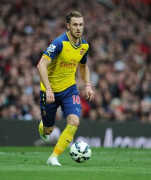 Rumour: Is it Destination Catalonia for Ramsey?
