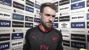 """Ramsey: """"Fue importante estar unidos desde el principio"""""""