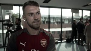 """Ramsey: """"Tenemos que mantener la consistencia durante la temporada"""""""