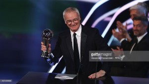 Claudio Ranieri to be awarded the Panchina d'Oro