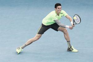 Milos Raonic derrota Jeremy Chardy em três sets e avança no Masters 1000 de Miami