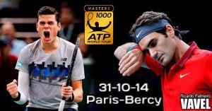 Raonic - Federer: destino Londres