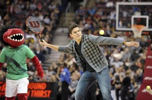 Milos Raonic, Eugenie Bouchard To Play In NBA Celebrity All-Star Game