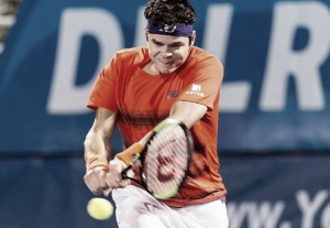 ATP Delray Beach: Milos Raonic fights back to reach semifinals