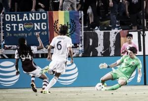 Colorado Rapids maintain unbeaten run but cannot beat Los Angeles Galaxy