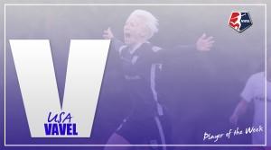Megan Rapinoe named the Week 7 NWSL Player of the Week