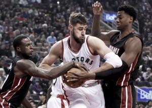 Toronto Raptors take on the Sacramento Kings