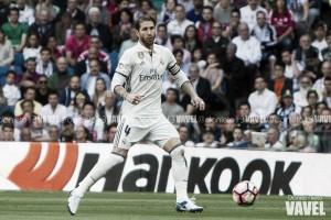 Sergio Ramos se convierte en el sexto madridista con más triunfos en Liga