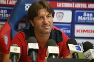 """Cagliari, parla Rastelli: """"Dobbiamo voltare pagina"""""""