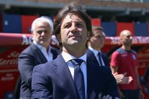 """Cagliari, Rastelli: """"Mercato? Attacco ok, potremmo avere bisogno di un terzino"""""""
