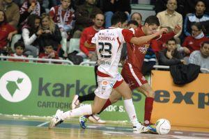 Santiago Futsal - ElPozo Murcia: el puesto del playoff en juego