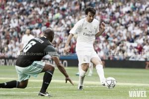 """Raúl: """"Jugar en el Bernabéu es especial"""""""