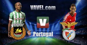 Río Ave vs Benfica en vivo y en directo online