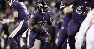 Defesa domina e Ravens vence Browns de virada em duelo da AFC North