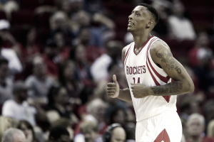 Troy Williams and Bobby Brown signed by Houston Rockets