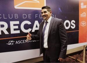 """Ricardo Rayas: """"Con chingos de dinero vamos al draft"""""""