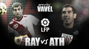 Rayo Vallecano - Athletic: todo listo, despegue