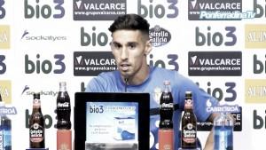 """Rayco: """"Para estar arriba hay que ganar a cualquier rival"""""""