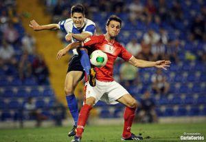 Kike García atrae al Rayo