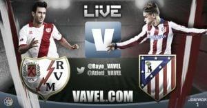 Live Rayo Vallecano vs Atletico Madrid, diretta della partita di Liga