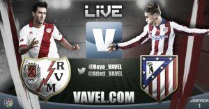 Rayo Vallecano vs Atlético de Madrid en vivo y en directo online