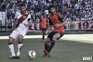 El rival, la Real Sociedad de Eusebio