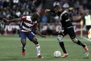 El Rayo salva un punto en Granada
