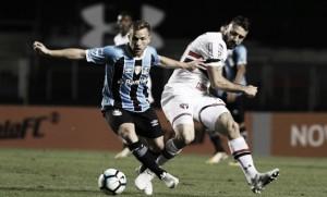 Em 'teste final' para Libertadores, Grêmio recebe São Paulo na Arena