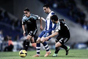 Espanyol vs Celta de Vigo en vivo y en directo online (1-0)