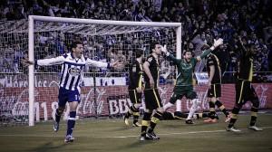 El Dépor remonta en Liga cuatro temporadas después