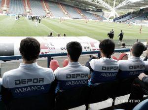 Tablas en Huddersfield para comenzar la gira británica