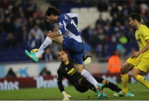 RCD Espanyol- Villarreal: puntuaciones del Espanyol, jornada 11
