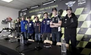 Rueda de prensa del GP de Francia de MotoGP 2016