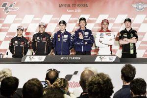 Rueda de Prensa del Gran Premio de Holanda 2015