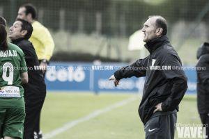 """Juan Luis Fuentes: """"El marcador no refleja lo desarrollado durante el juego"""""""