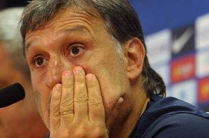 """Martino: """"Las situaciones de lesiones nos hacen más fuertes"""""""
