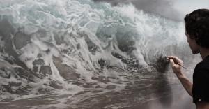 Joel Rea, el hiperrealismo del surrealismo