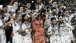 Real Madrid 2-0 San Lorenzo: Los Blancos add Club World Cup to their fantastic 2014